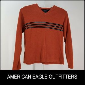 American Eagle Outfitters Men Long Sleeve Sweater
